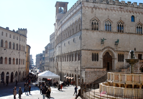 Perugia Feast, Holiday