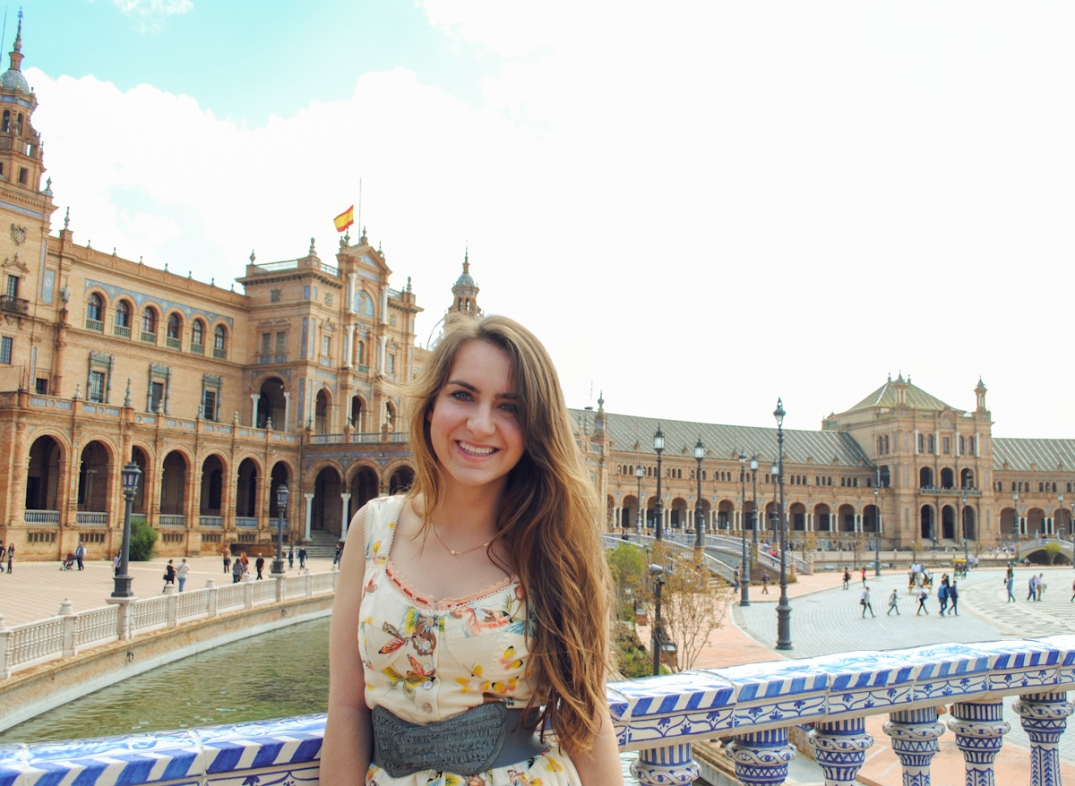 Beautiful Plaza de España